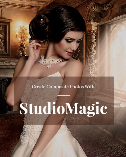 StudioMagic: A Photo Compositing Tool For Photoshop-Only $49.99