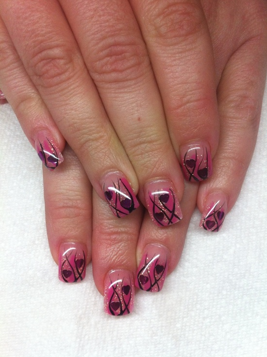 How To Make And Remove Acrylic Nails At Home