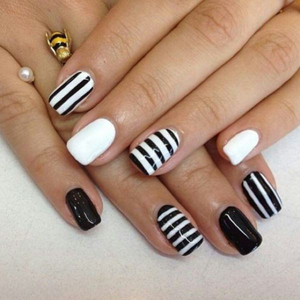 Black Nail Designs Top 10
