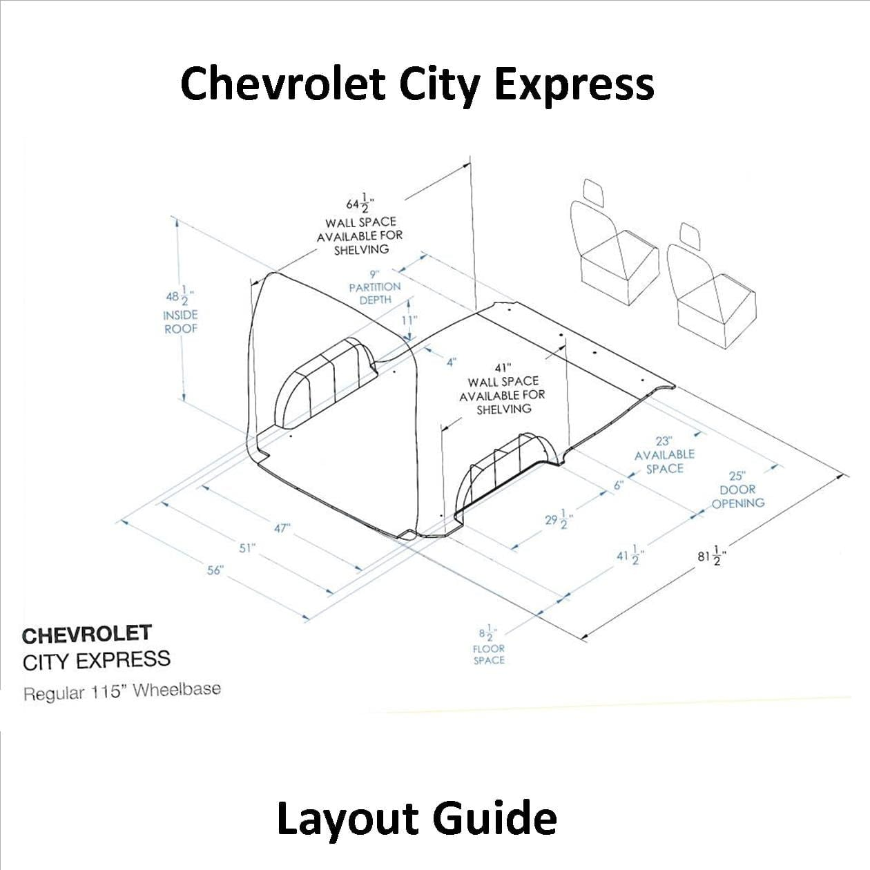 Gm City Express Layout Guide