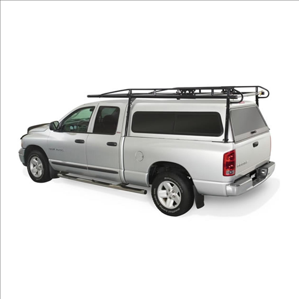heavy duty pro ii pickup truck topper ladder rack for full size trucks