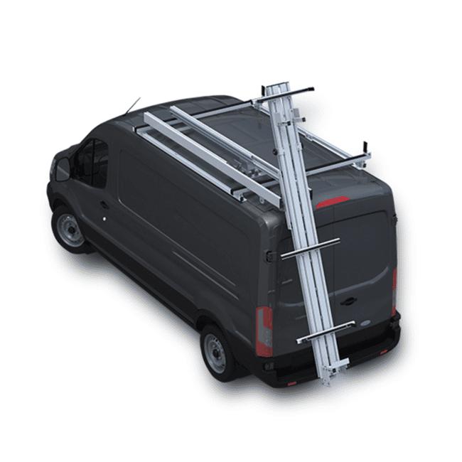 ford transit ladder racks u s upfitters