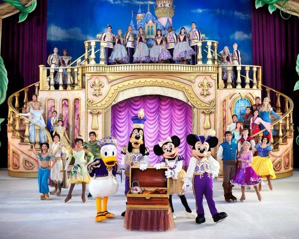 Disney Ice Treasure Trove
