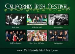 Irish Fest Bands