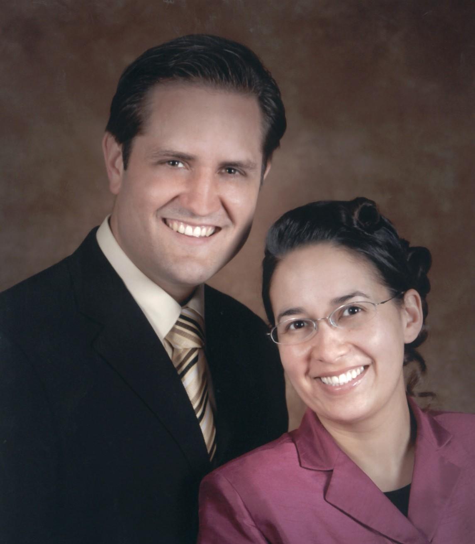 Joel & Erica Booker