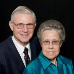 Richard and Joyce Pierce