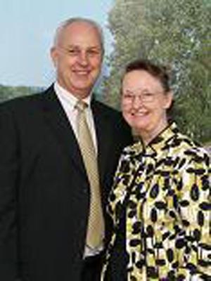 Tom and Sandra Bracken