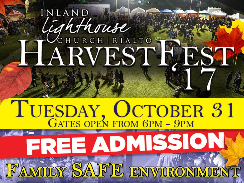 HarvestFest 2017 | October 31, 2017