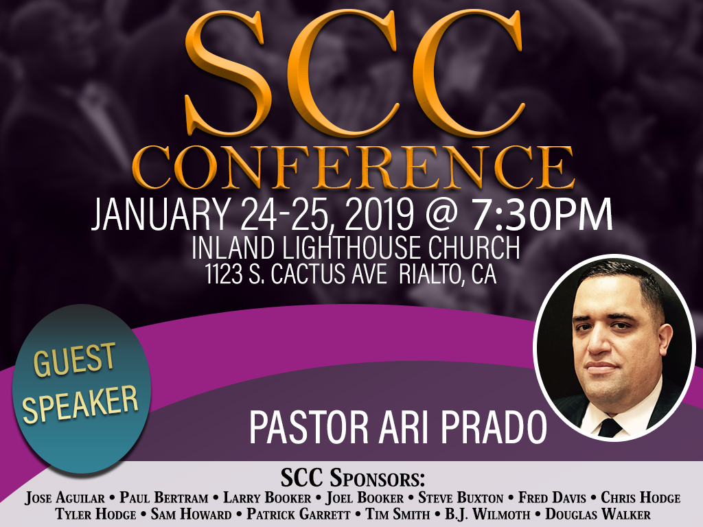 SCC Conference | January 24-25, 2019