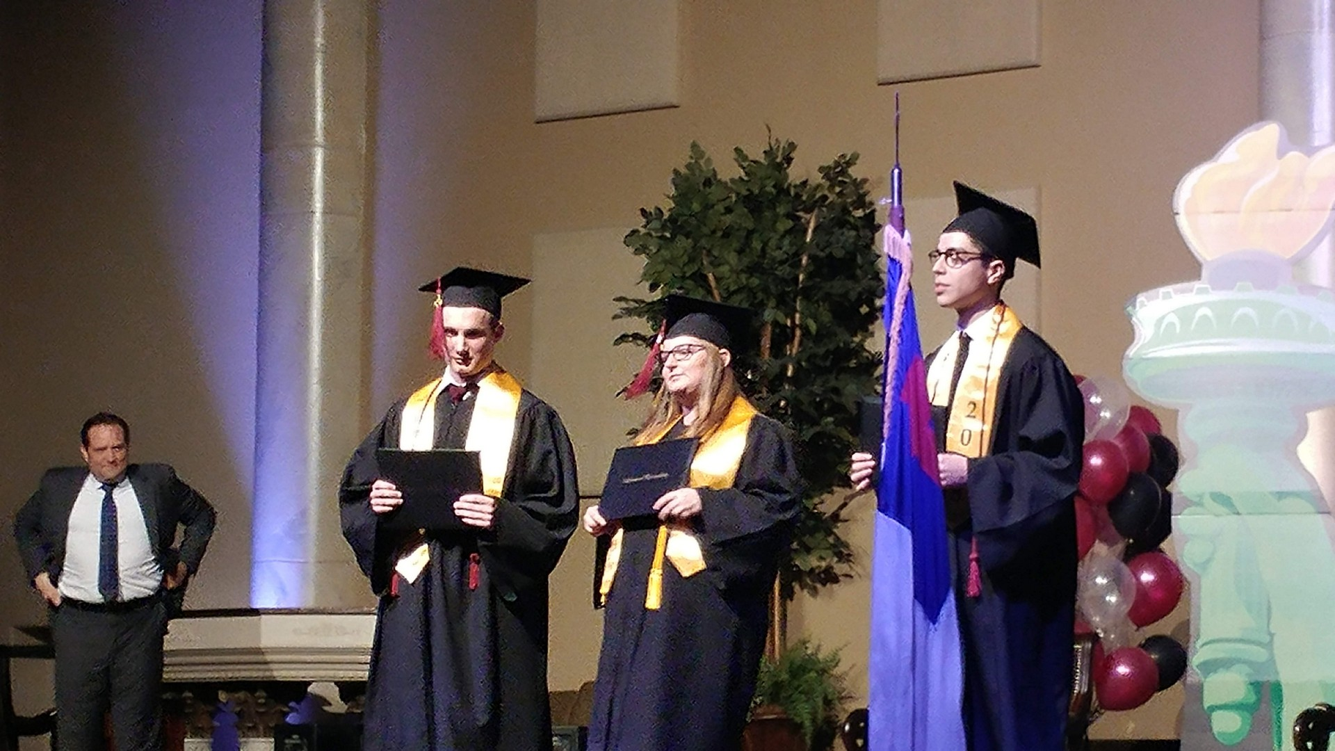 May 25, 2018 | LCA Graduation