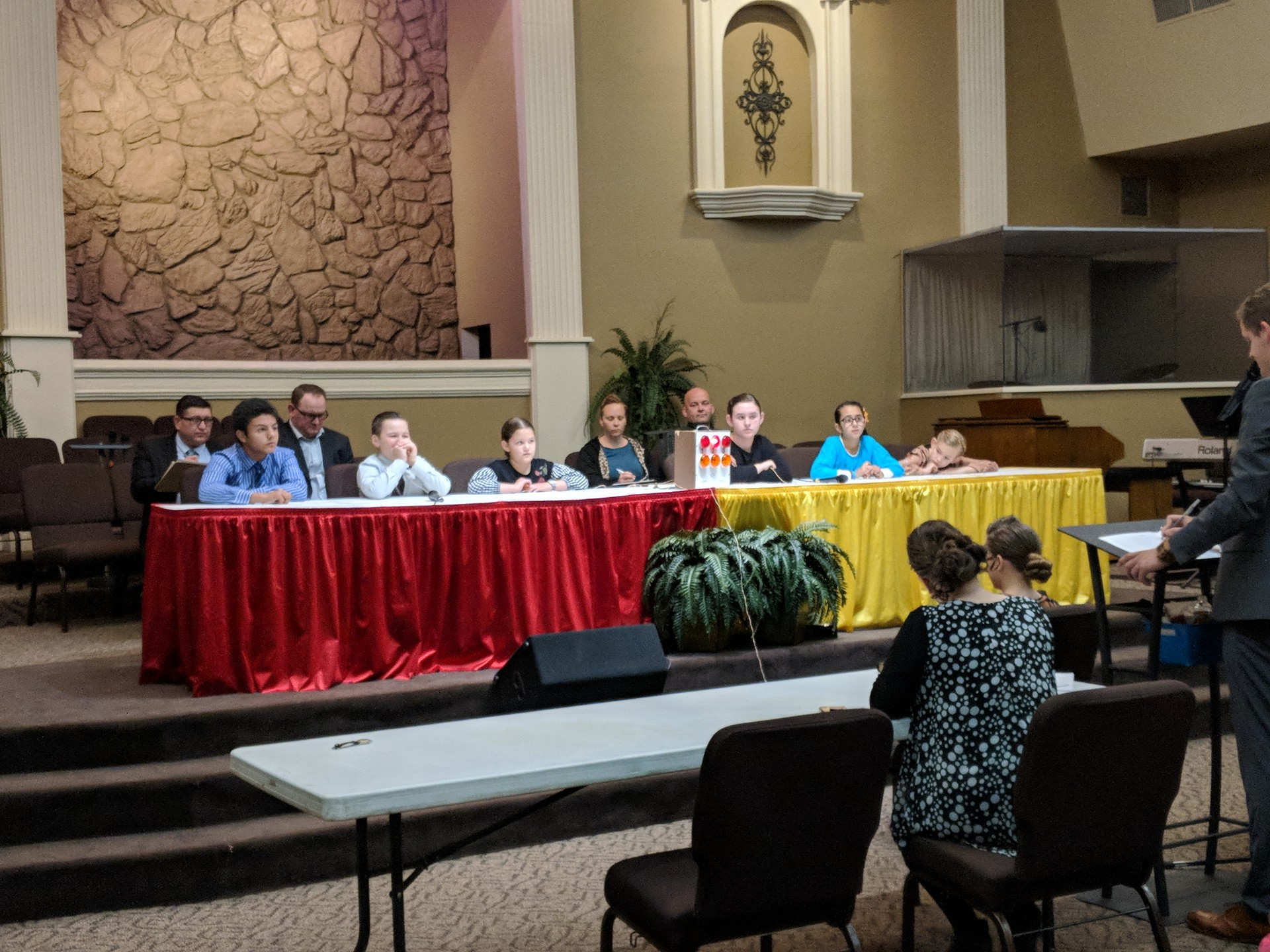 2018-03-24 | Bible Quizzing Tournament in Rialto