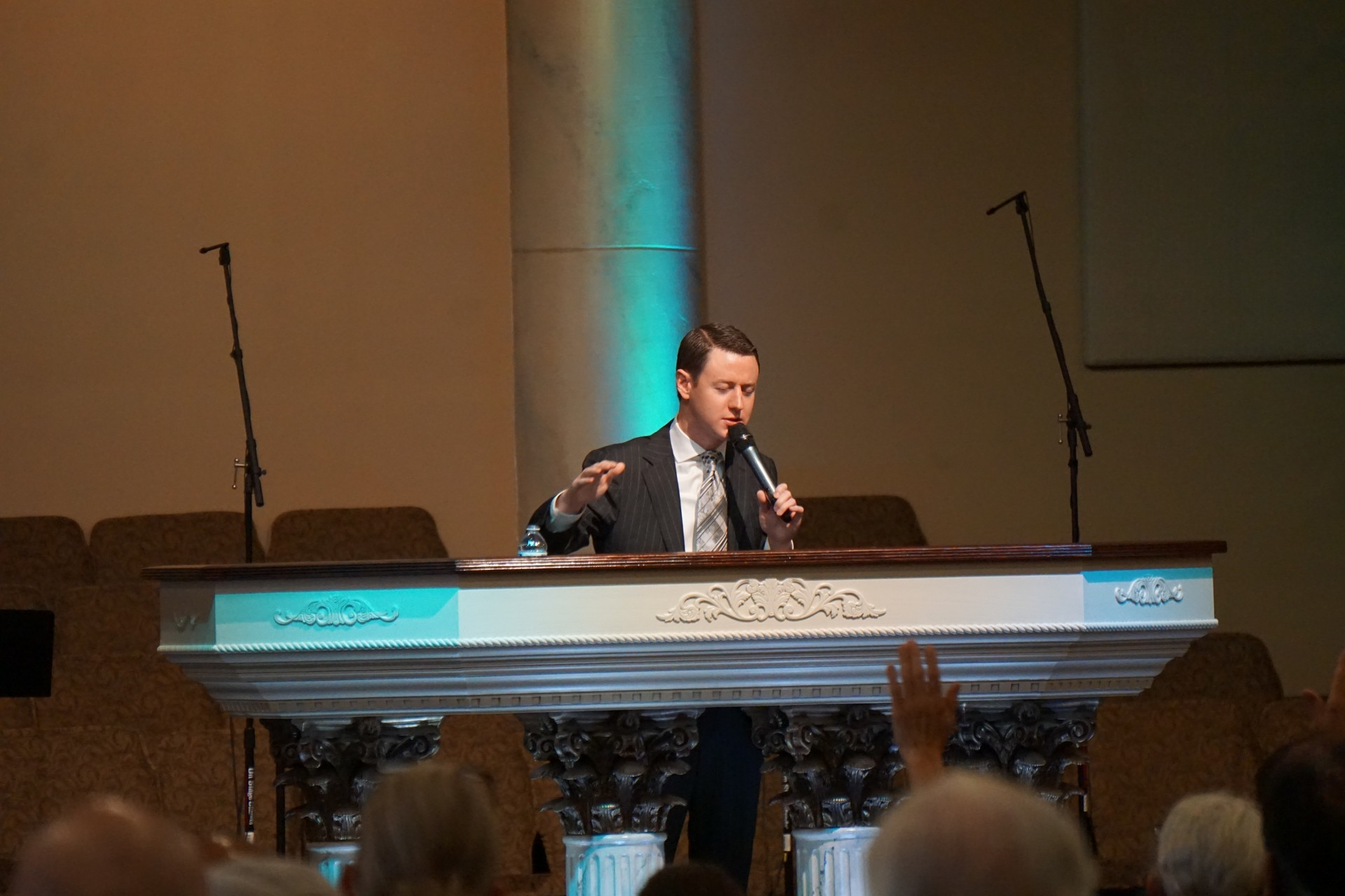 Service with Evangelist Nathan Cox | August 19, 2018