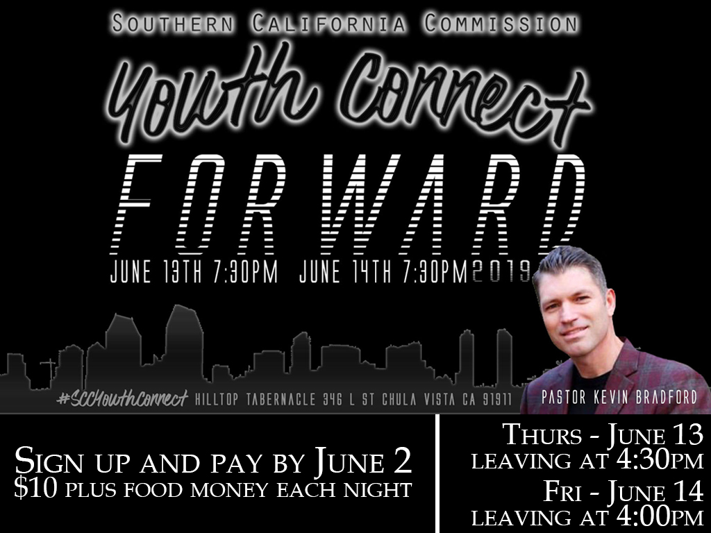Youth Connect | June 13, 2019