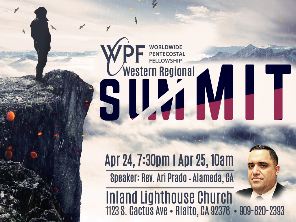 WPF Western Summit | April 24-25, 2020