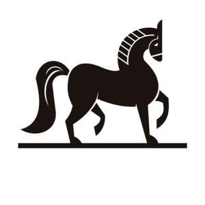 Logo museo del cavallino della Giara
