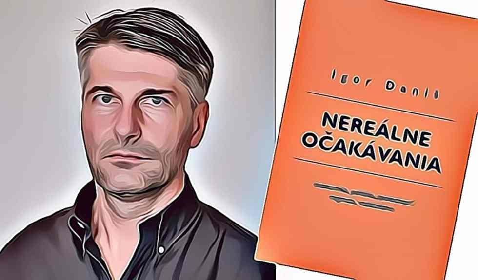 Nereálne očakávania - Igor Daniš - INLIBRI