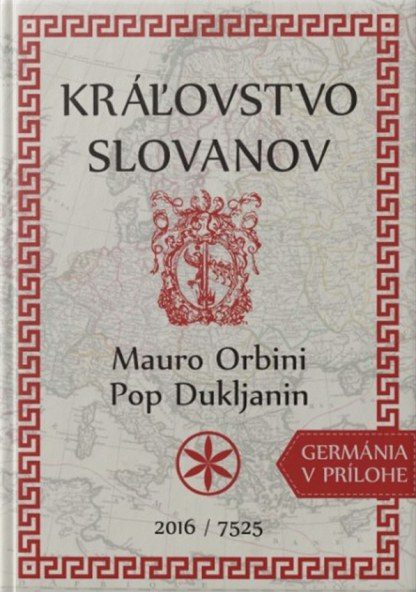 Obálka knihy Kráľovstvo Slovanov - INLIBRI