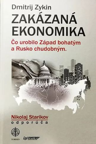 Obálka knihy Zakázaná ekonomika od autora: Dmitrij Zykin - INLIBRI