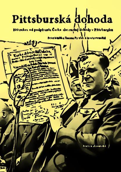 Ilustrácia knihy Pittsburská dohoda od autora: Peter Mulík - INLIBRI
