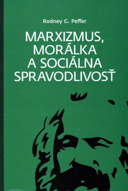 Obálka knihy Marxizmus od autora: R. Peffer - INLIBRI
