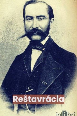 Ilustrácia knihy Reštavrácia od autora: Ján Kalinčiak - INLIBRI
