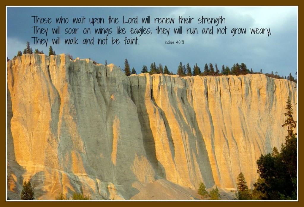 Isaiah 40v31