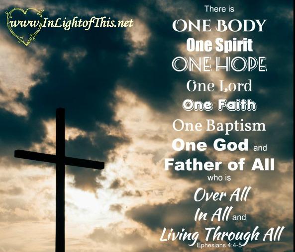 Ephesians 4v4-6