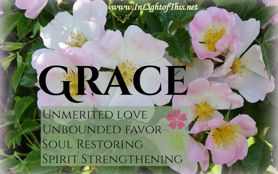 Grace Notes From God