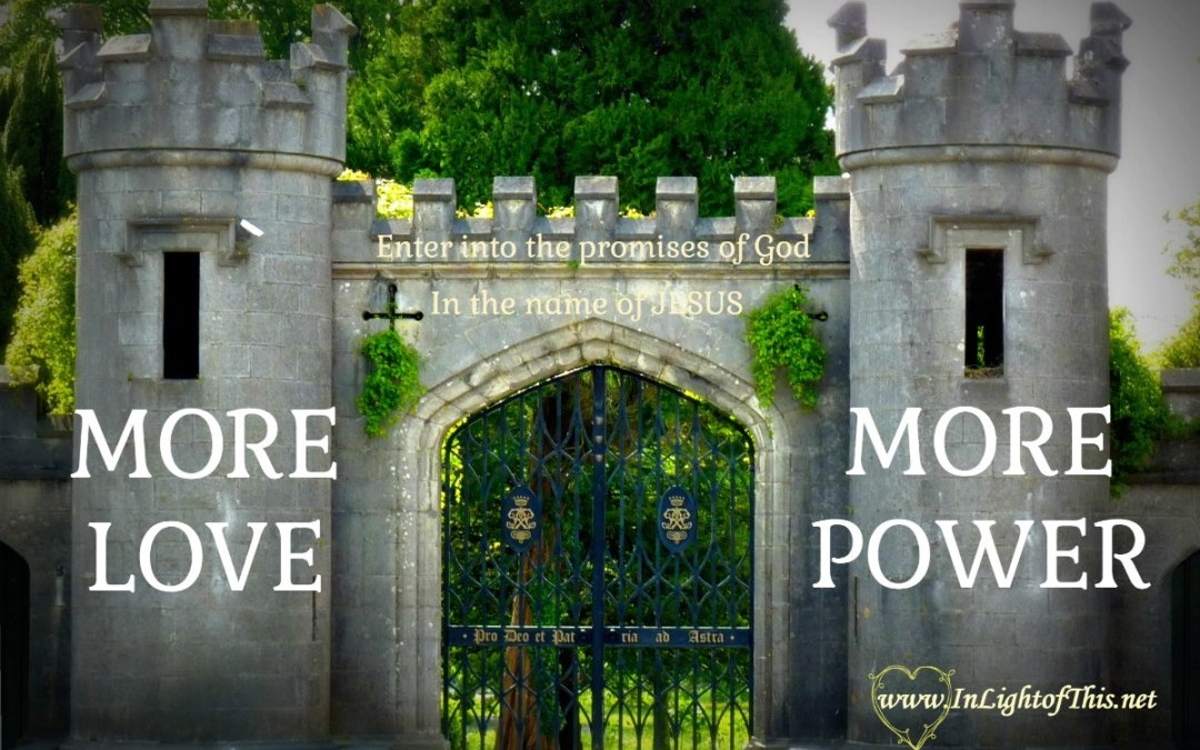 More Love, More Power
