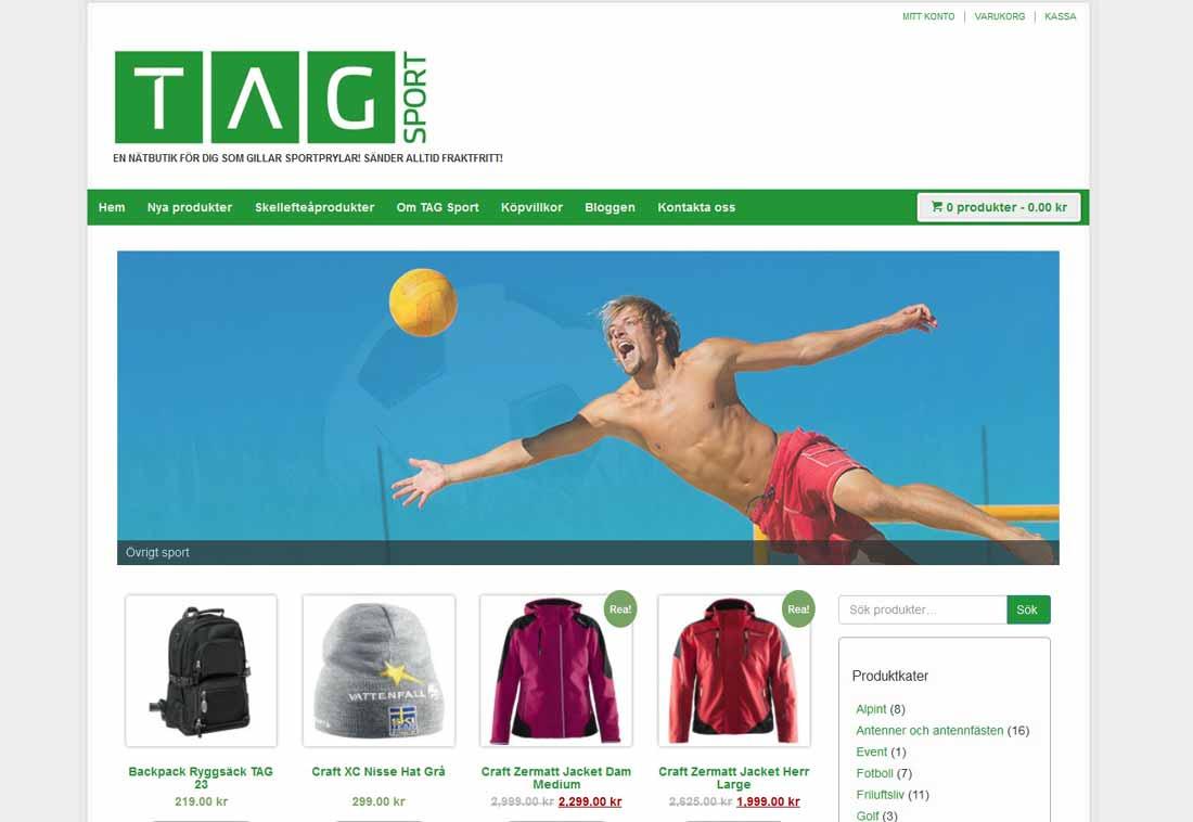 TAG Sport
