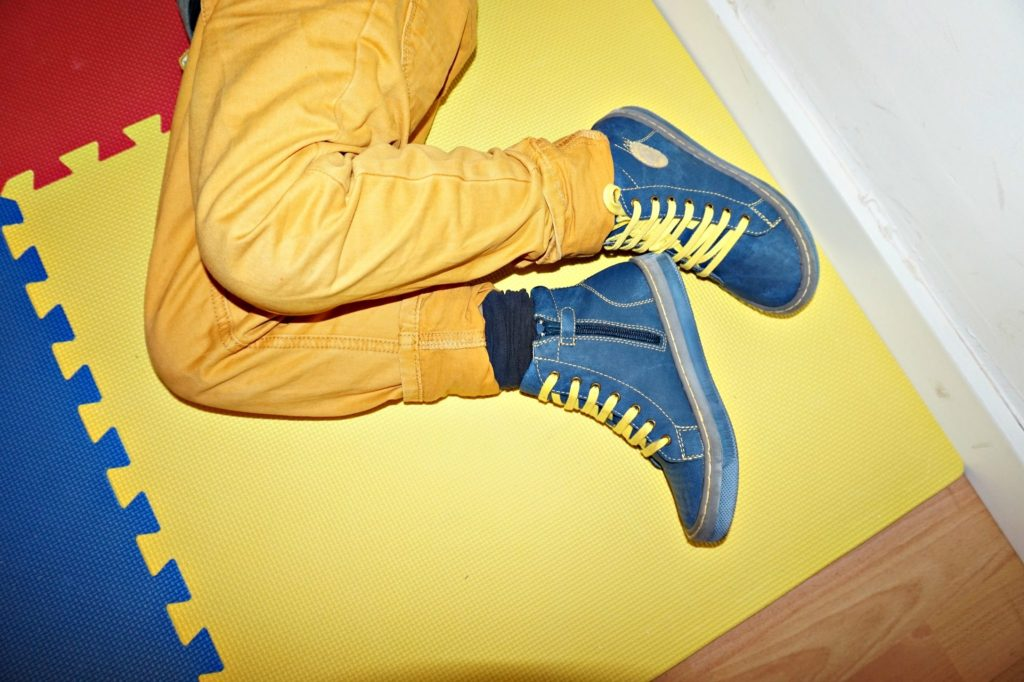 Zapatos de niño Lea Lelo