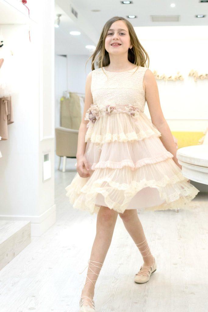 Vestido Yasmin Hortensia Maeso