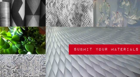 Submit your materials, products, competitions and events!!