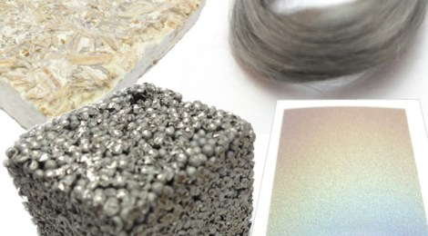 Material samples as a source of inspiration