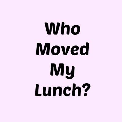 誰偷走了小學老師的午膳時間?