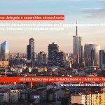 Mediazione Milano delegata e assemblea straordinaria
