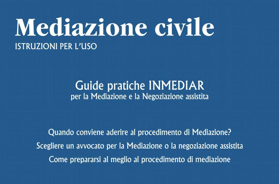Guide INMEDIAR alla Mediazione guide_big