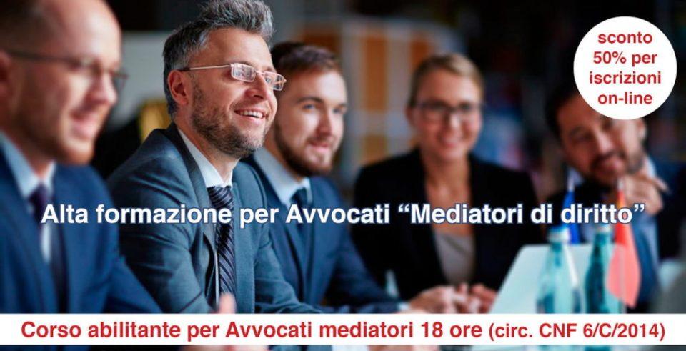 corso avvocati mediatori ravenna