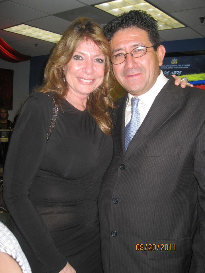 Diego e Ivonne