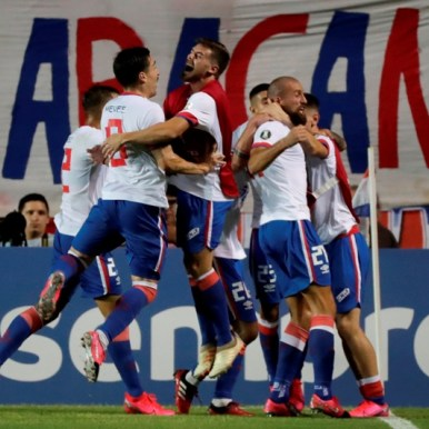 Nacional Uruguay Grupo F