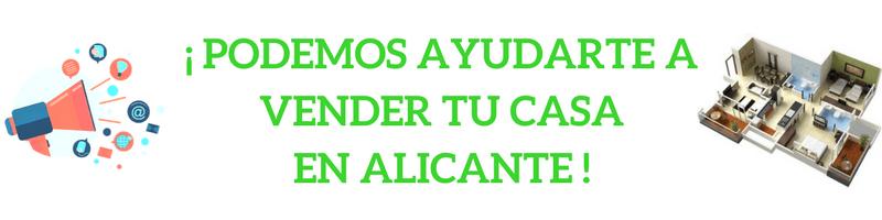 INMOBILIARIA ALICANTE VENDER TU CASA EN ALICANTE
