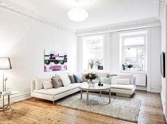 vender piso alicante salon