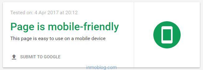 mobile para webs inmobiliarias
