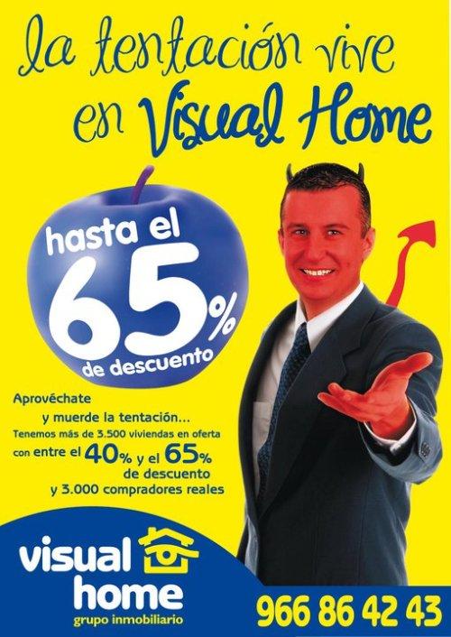 visual home tentacion inmobiliaria
