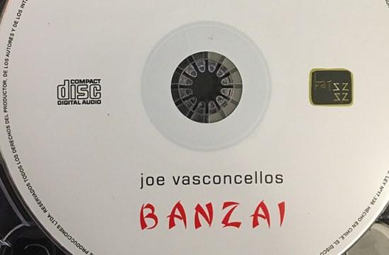 Joe Vasconcellos Banzai Inmortal