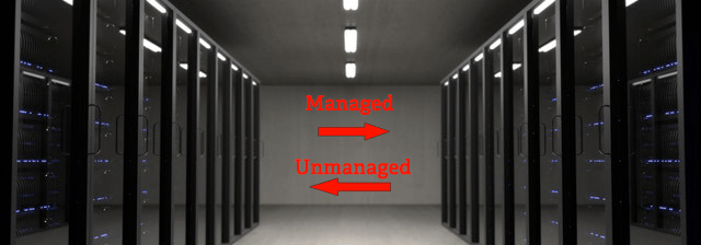 Managed versus unmanaged (self-managed) VPS hosting