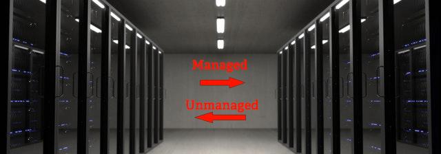 Managed versus unmanaged (self-managed) VPS hosting