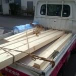 【DIY】子供部屋の間仕切りに挑戦!②(部材の購入と木材加工)