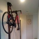 【DIY】室内自転車スタンドを作る
