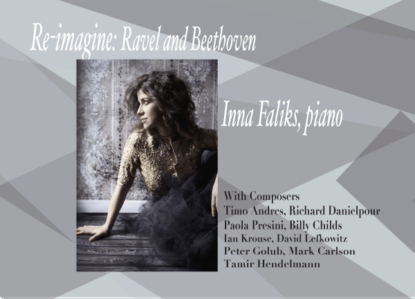 Reimagine Ravel and Beethoven-1